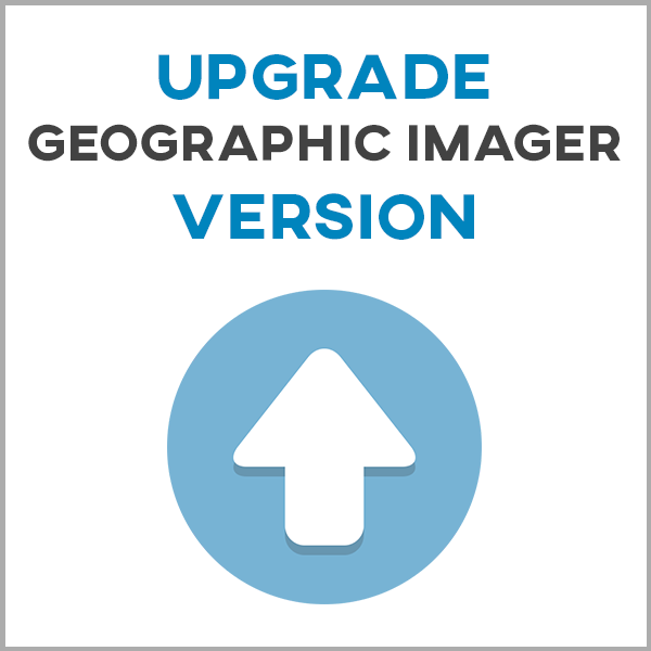 Geographic Imager pour Adobe Photoshop Mac ou Windows - licence monoposte - mise à jour